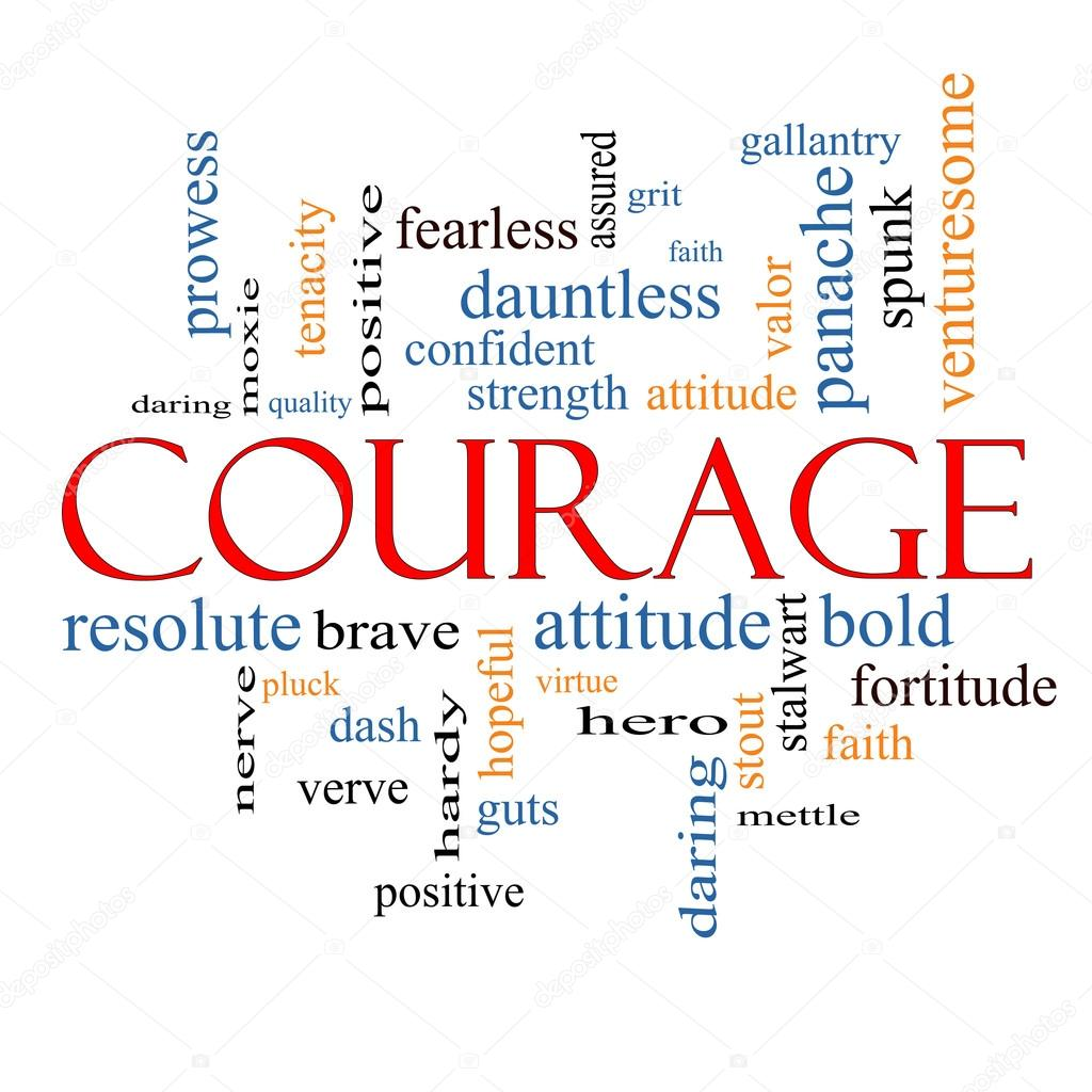 concept of courage Concept of courage - download this royalty free stock photo in seconds no membership needed.