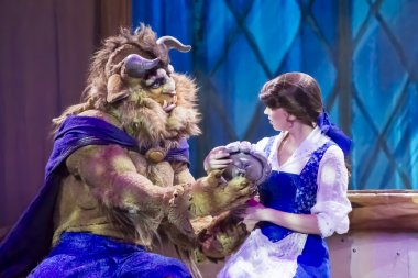 The Beast and Belle