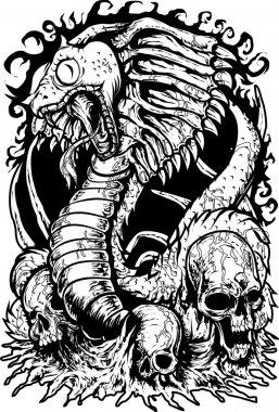 Cobra monster