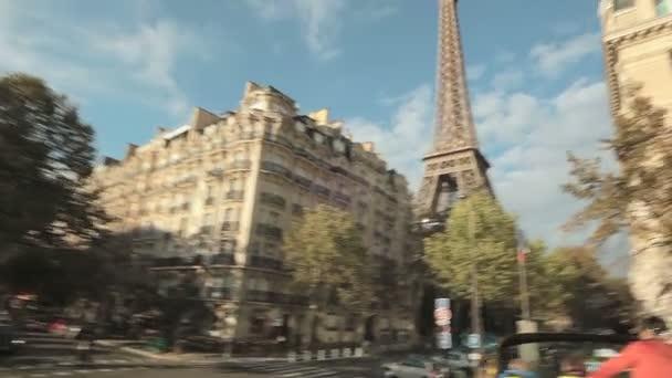 architektura v Paříži