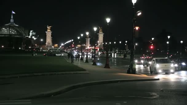 Highway in Paris