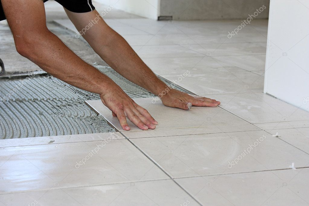 Tile Laying 0593 Stock Photo 169 Ekays 24995979