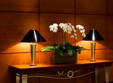 Stylish interior decor