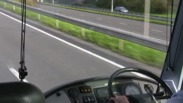 cruscotto autobus