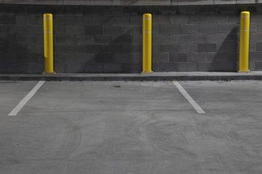 Night Parking Garage