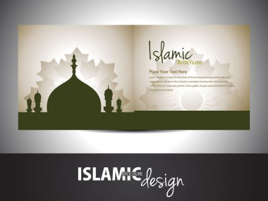 Eid double fold brochure