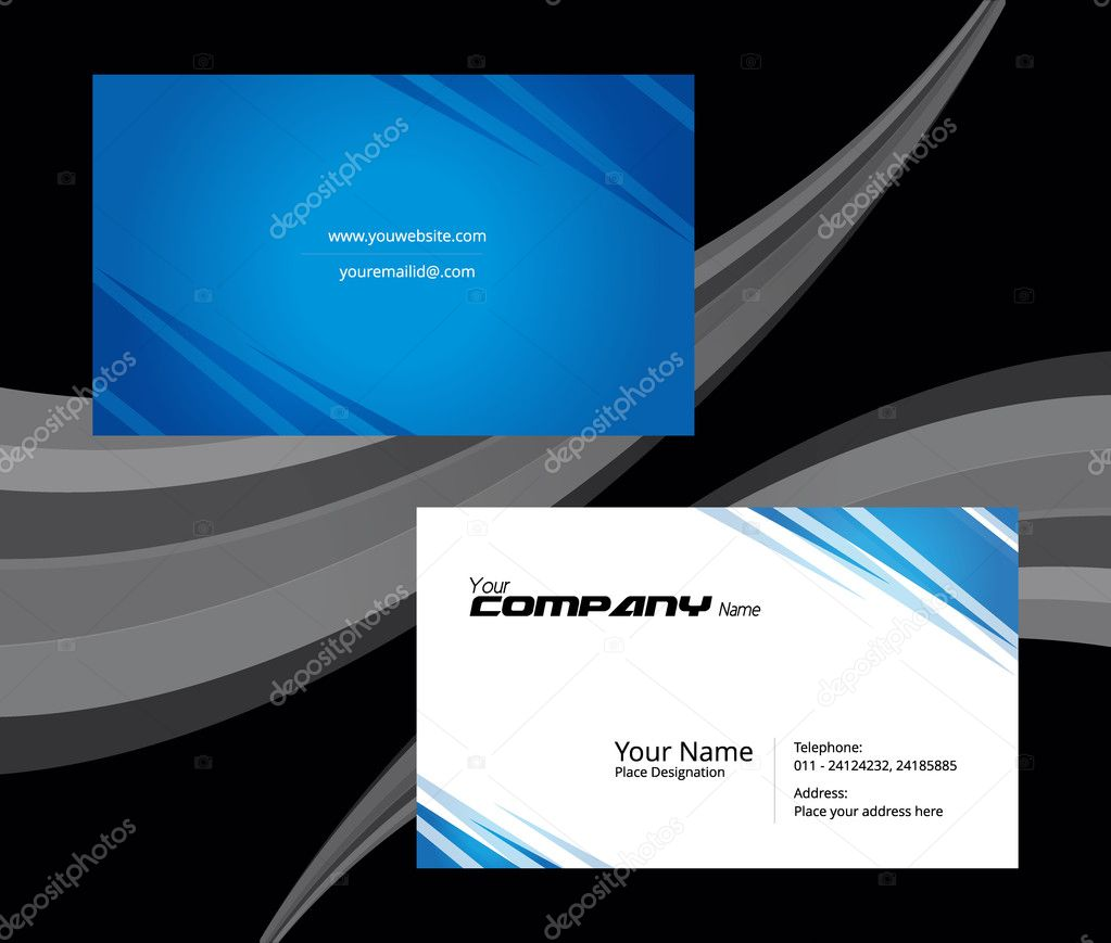 Beautiful abstract business card design cover page design eps 10 beautiful abstract business card design cover page design eps 10 stock vector reheart Gallery