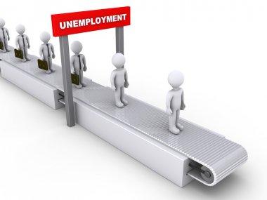 Inevitable unemployment