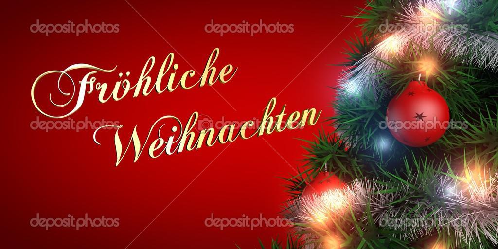 Merry Christmas German Stock Photo 169 Zinco79 12818204