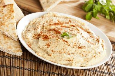Fresh Made Organic Hummus