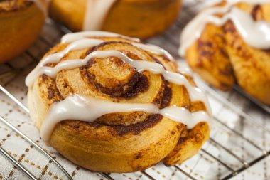 Homemade Cinnamon Roll Pastry