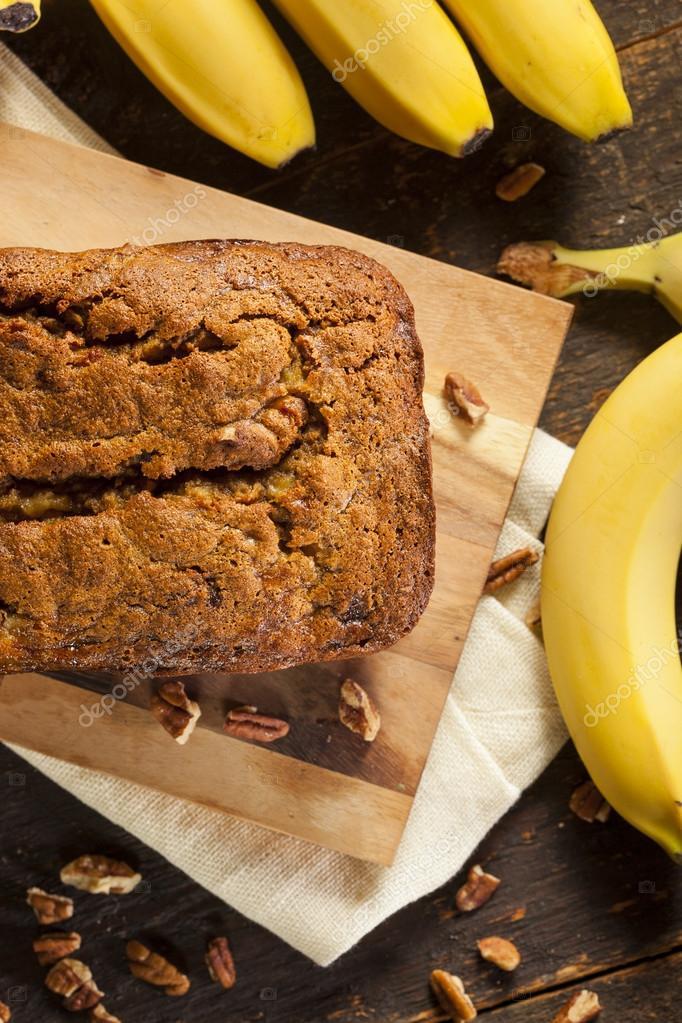Grandma's easy banana bread
