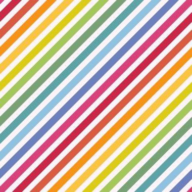 Seamless Diagonal Pattern - Vector eps8