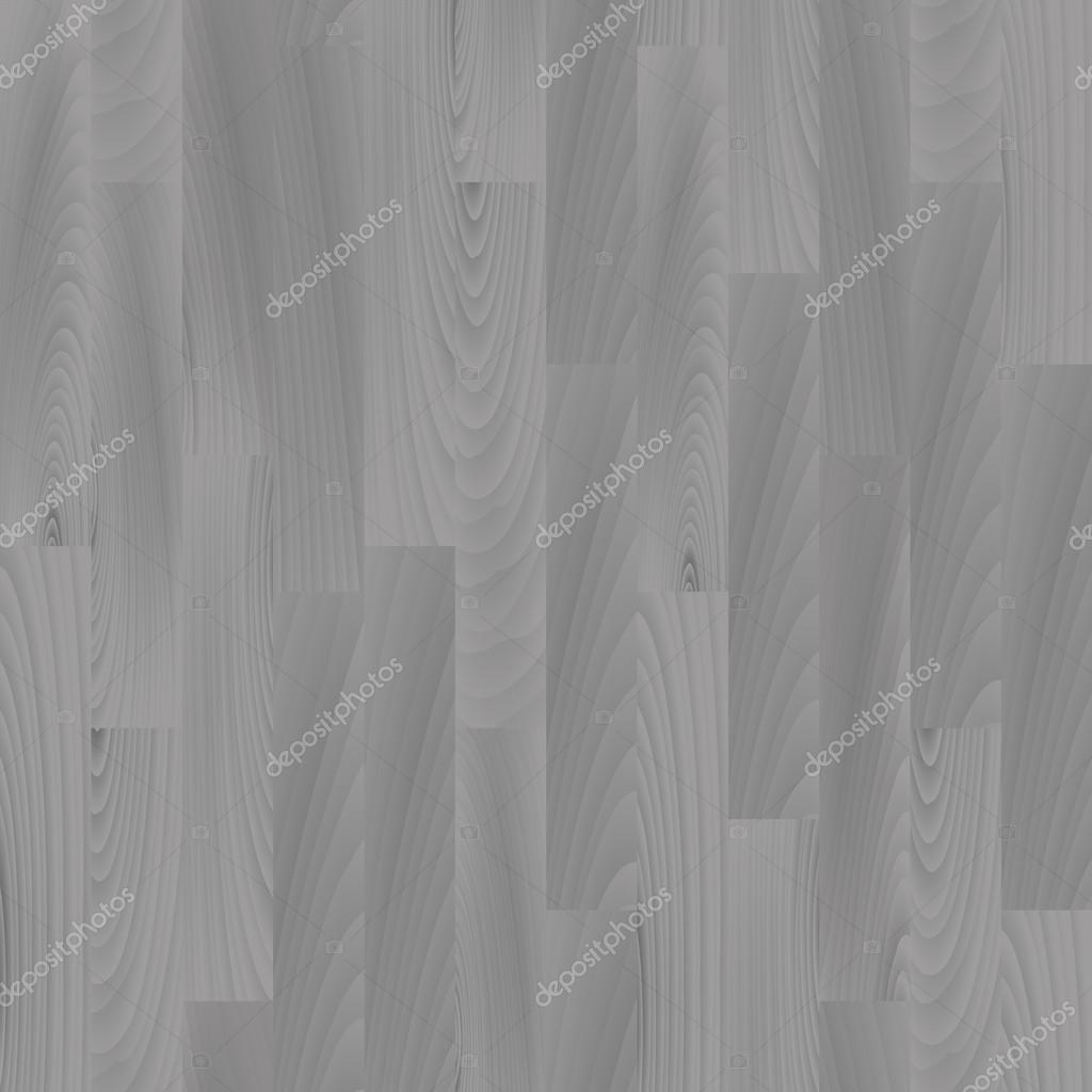 Realistic Gray Wooden Floor Seamless Pattern Vector Stock