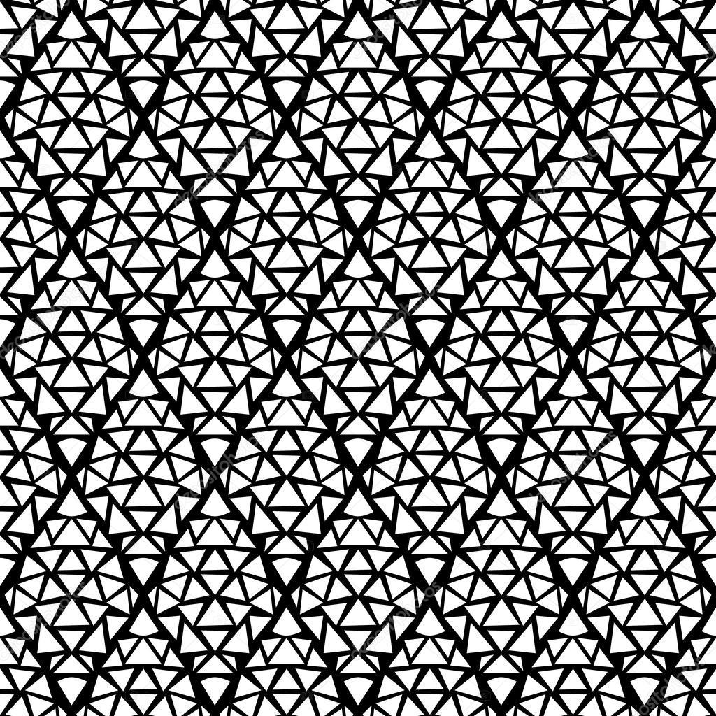 картинки абстрактные черно белые