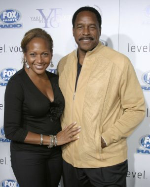 Dave Winfield & Wife