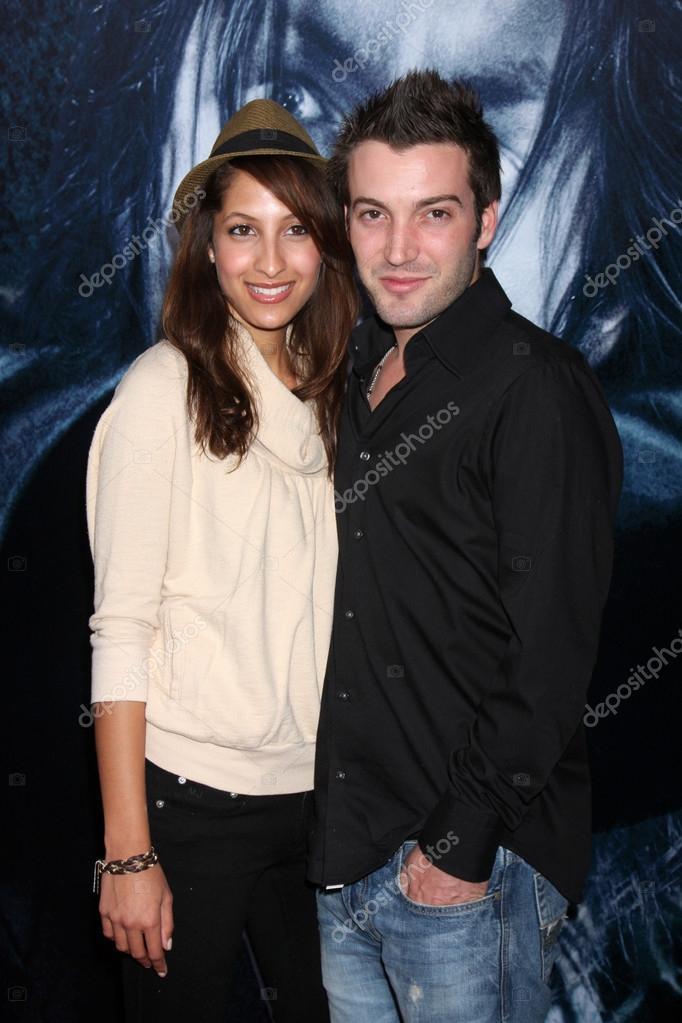 Christel Khalil and Husband Stephen Hensley – Stock ...