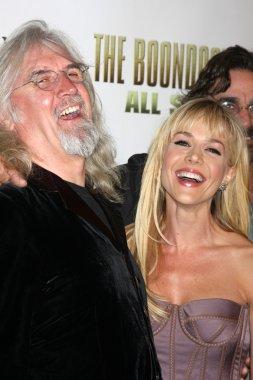 Billy Connolly, Julie Benz