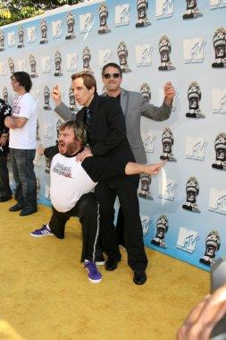 Jack Black, Robert Downey Jr, Ben Stiller