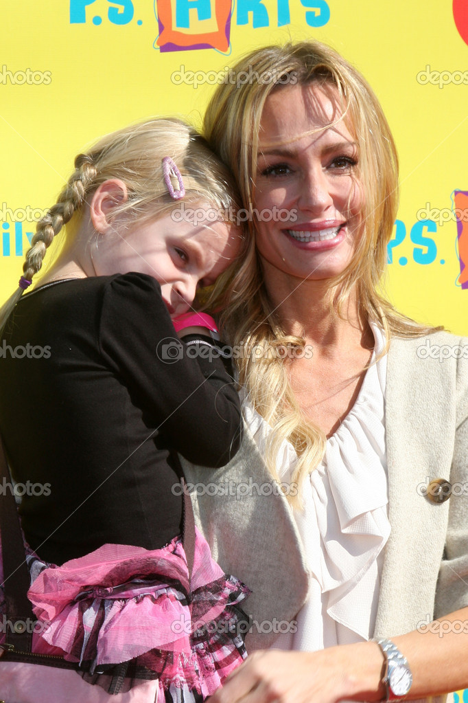 Taylor Armstrong Daughter