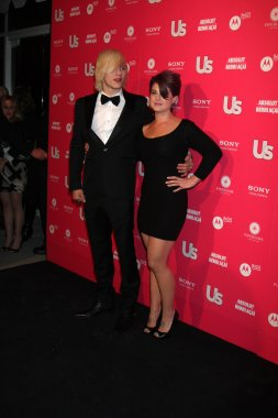 Kelly Osbourne with Luke Worrall