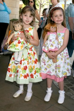 American Girl Fans Emily & Alexis