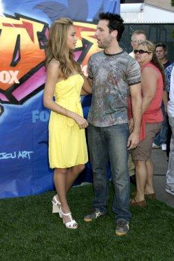 Jessica Alba & Dane Cook