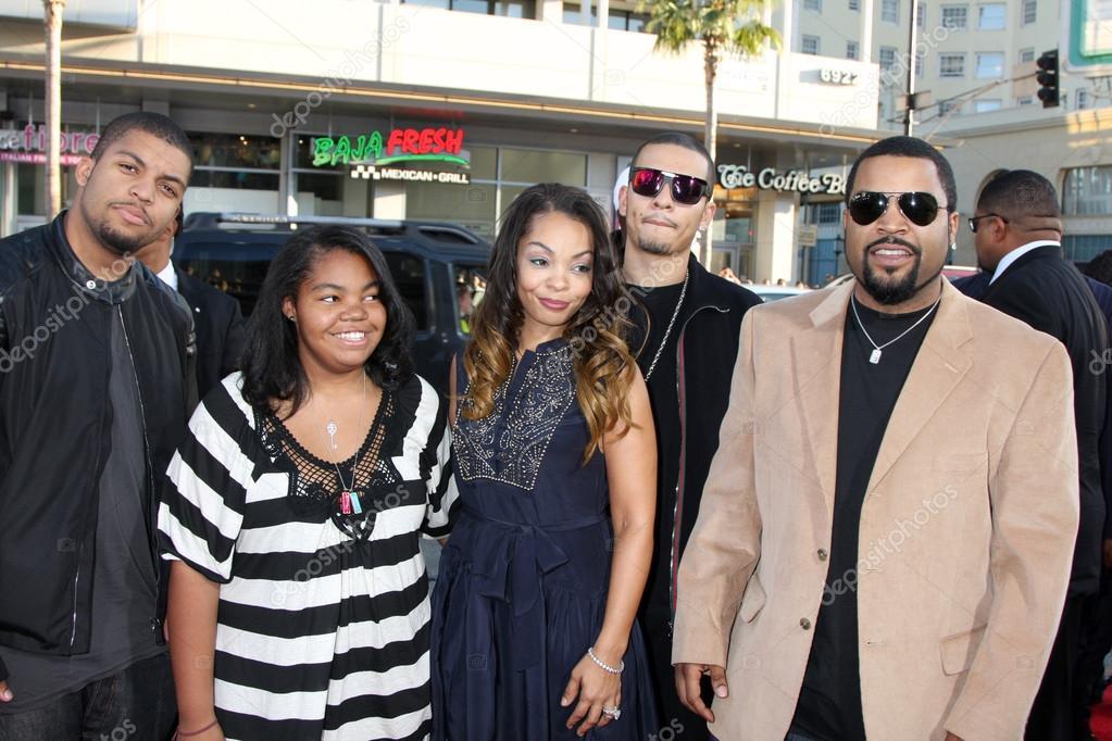 Ice Cube Family 2012 Ice Cube & Fami...