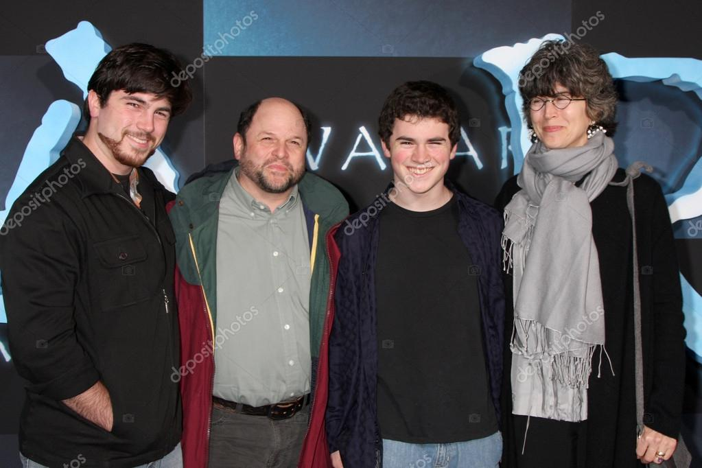 Jason Alexander and Family – Stock Editorial Photo © Jean ...
