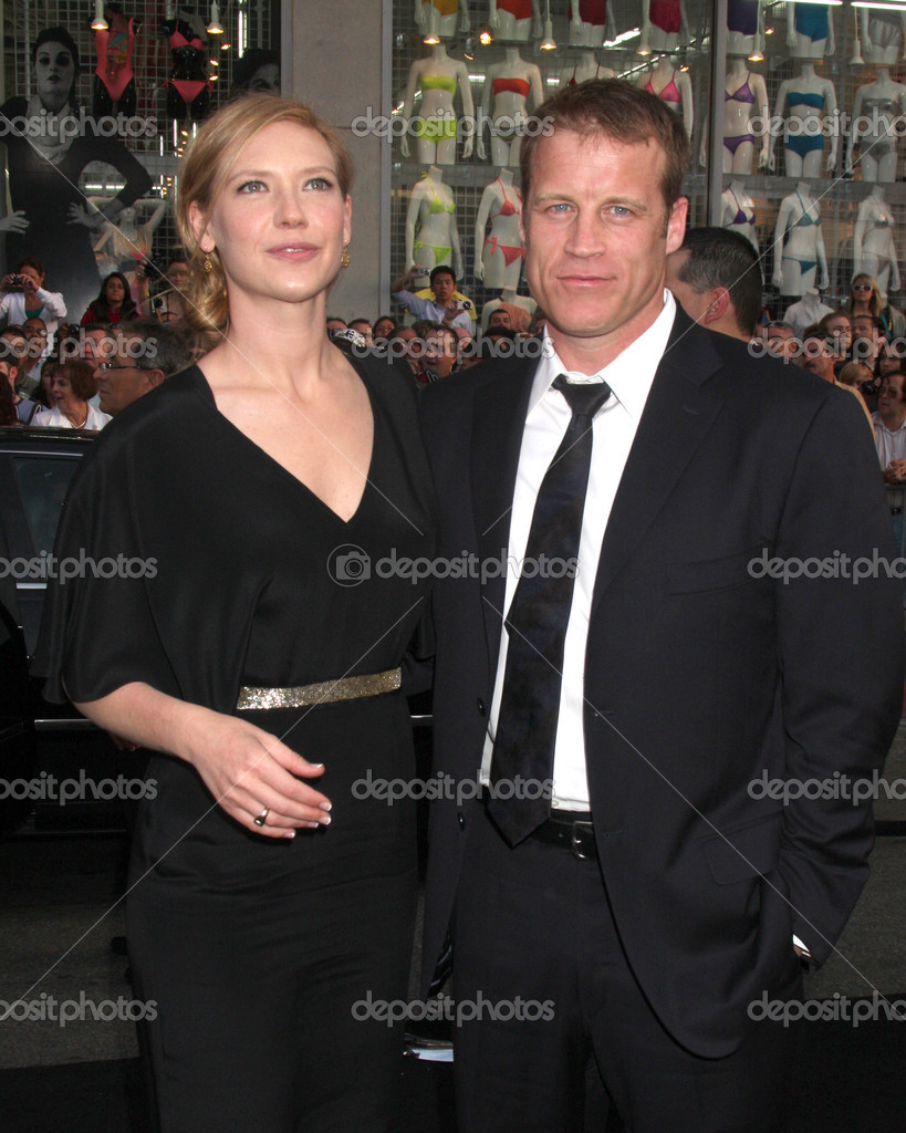 Anna torv and mark valley