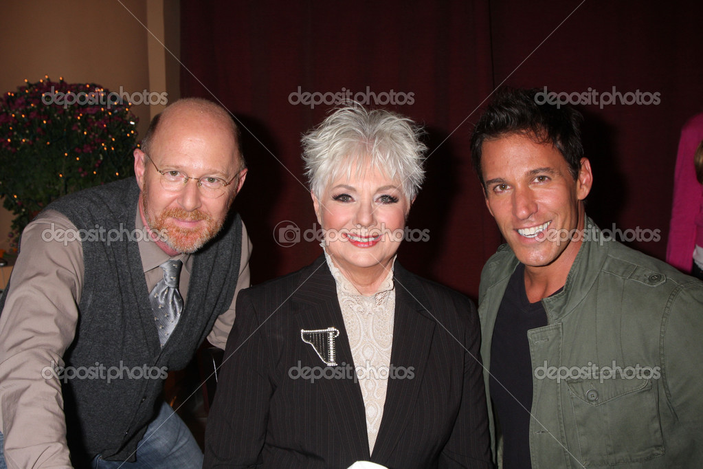 Aaron Lustig Shirley Jones Dan Cortese Stock Editorial Photo