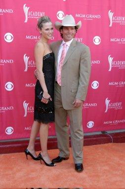 Jessica Craig & Clay Walker