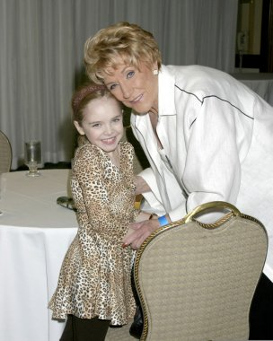Darcy Rose Byrnes & Jeanne Cooper