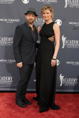 Kristian Bush & Jennifer Nettles of Sugarland