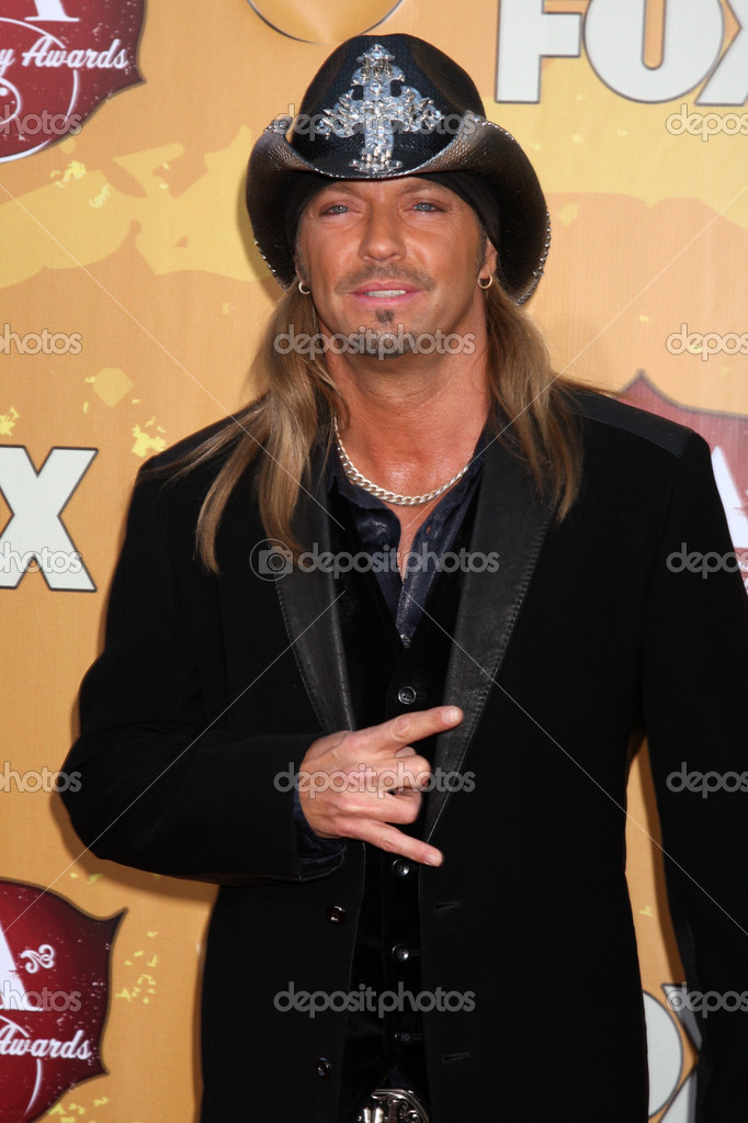 41a511750863c LOS ANGELES - DEC 6  Bret Michaels arrives at the 2010 American Country  Awards at MGM Grand Garden Arena on December 6