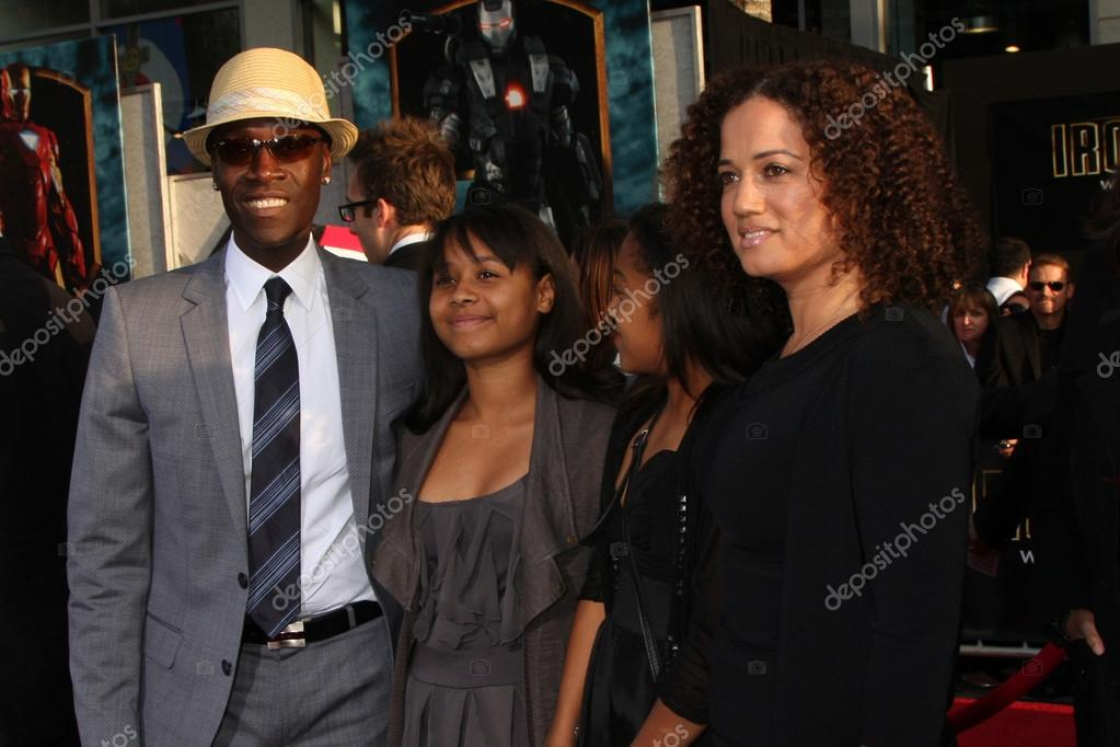 Cheadle pays tribute to jazz hero with 'Miles Ahead' |Don Cheadle Family 2014