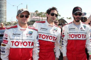 Christian Slater, Adrien Brody, Keanu Reeves