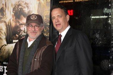 Steven Spielberg, Tom Hanks