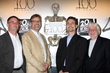 Hart Hanson, Creator (Exec Producer), Stephen Nathan, Barry Joseph