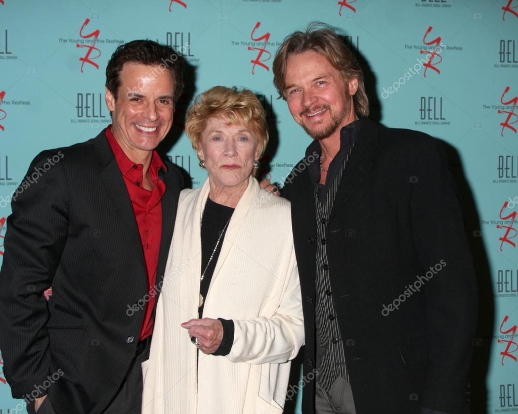 Christian Leblanc Jeanne Cooper Stephen Nichols Stock Editorial Photo C Jean Nelson 13002890