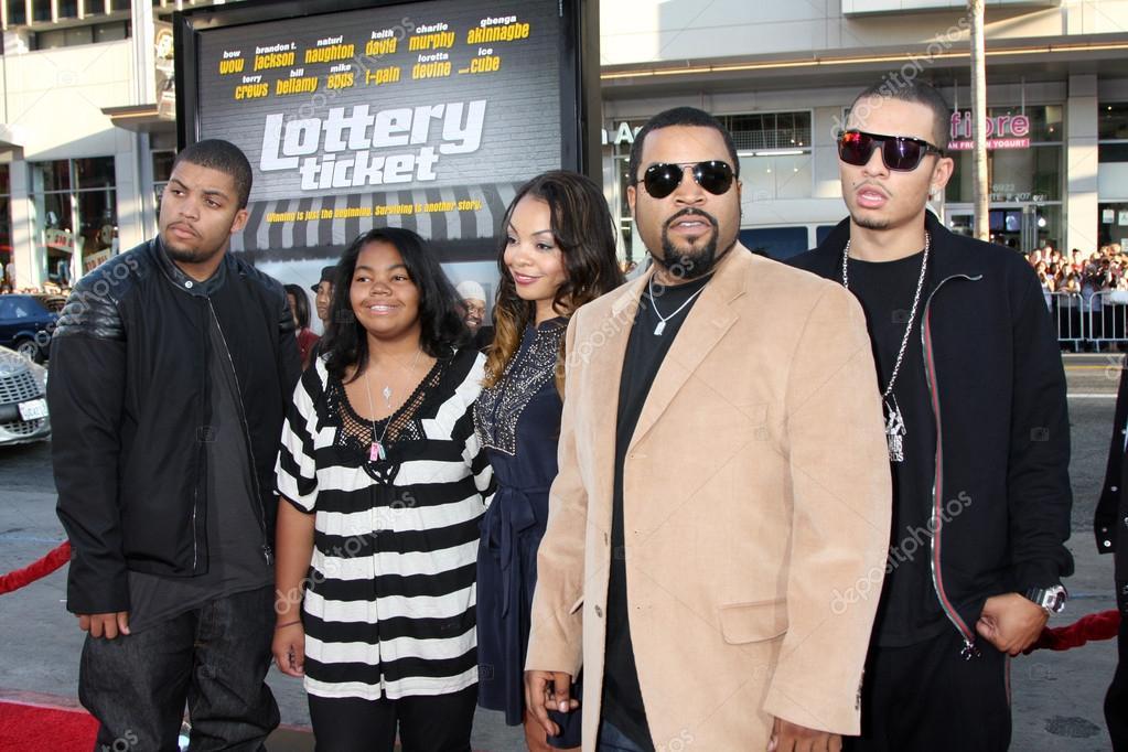 Ice Cube Family 2012 Ice Cube & Family ...