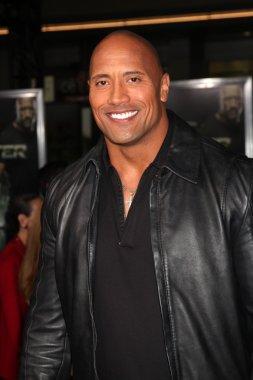 Dwayne Johnson, aka