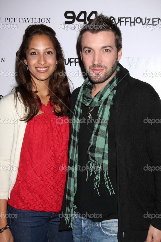 Christel Khalil & Stephen Hensley – Stock Editorial Photo ...