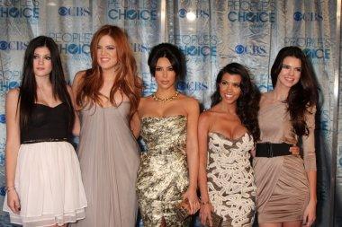 Kylie Jenner, Khloe Kardashian, Kim Kardashian, Kourtney Kardash