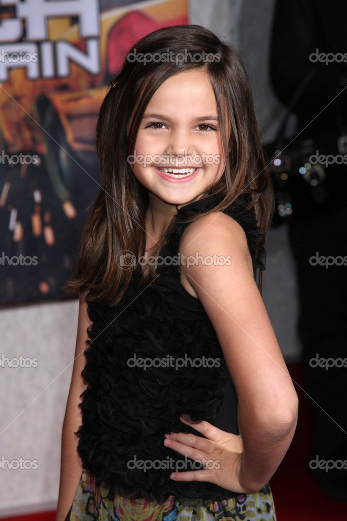 bailee madison father