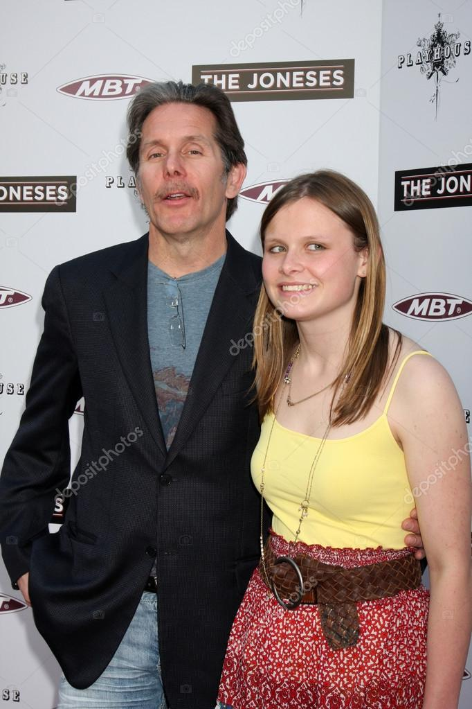 Gary Cole & Daughter Mary Cole – Stock Editorial Photo ...