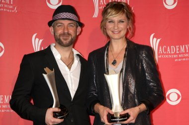 Sugarland (Christian Bush & Jennifer Nettles)