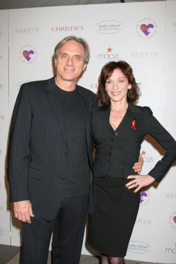 Marilu Henner & Husband