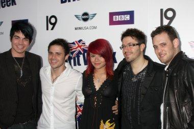 Adam Lambert, Kris Allen, Allison Iraheta, Danny Gokey, and Matt