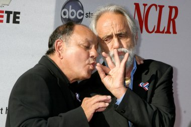 Cheech Marin and Tommy Chong